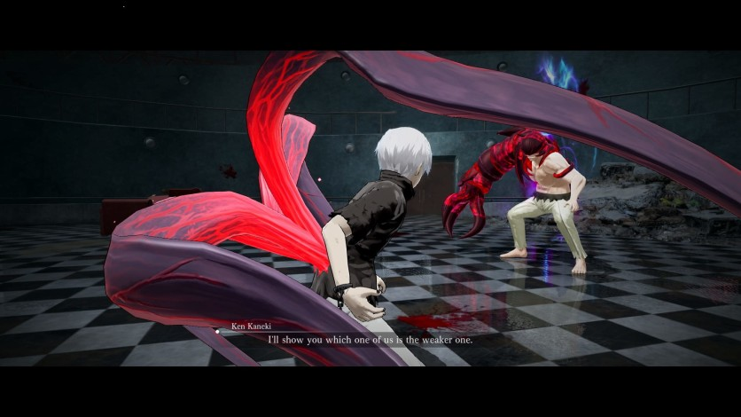 Screenshot 4 - TOKYO GHOUL:re [CALL to EXIST]