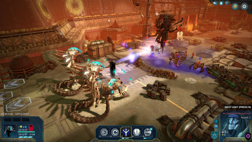 Screenshot 3 - Age of Wonders: Planetfall - Revelations