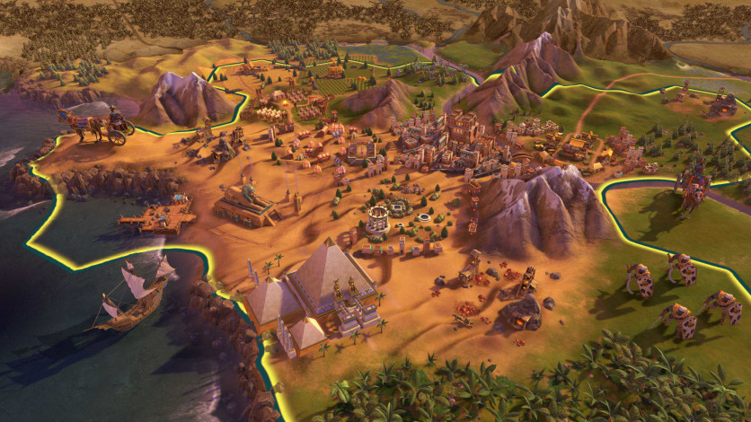 Screenshot 4 - Sid Meier's Civilization VI - Platinum Edition