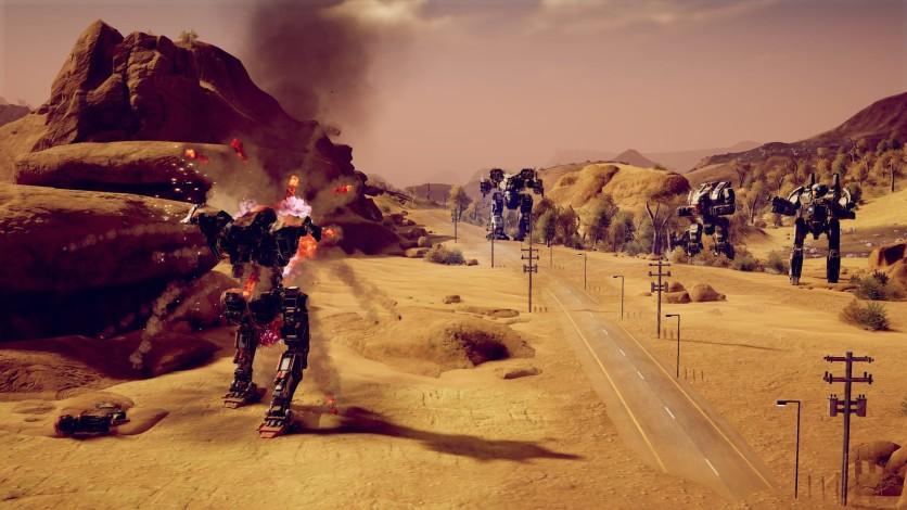 Screenshot 3 - BATTLETECH Heavy Metal