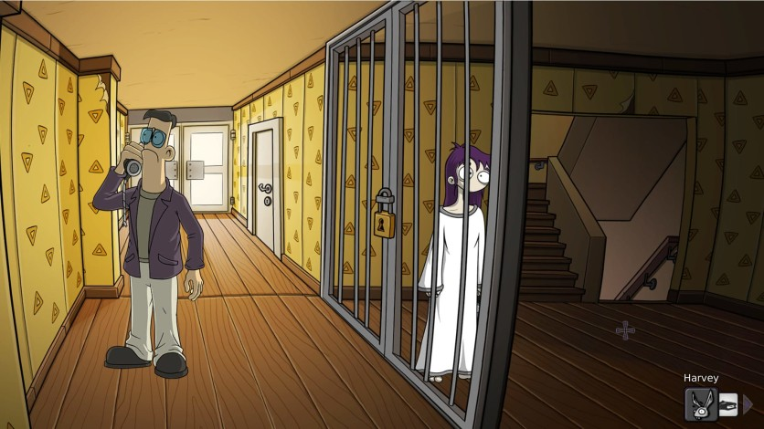 Screenshot 8 - Edna & Harvey: The Breakout - Anniversary Edition