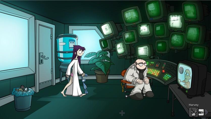 Screenshot 9 - Edna & Harvey: The Breakout - Anniversary Edition