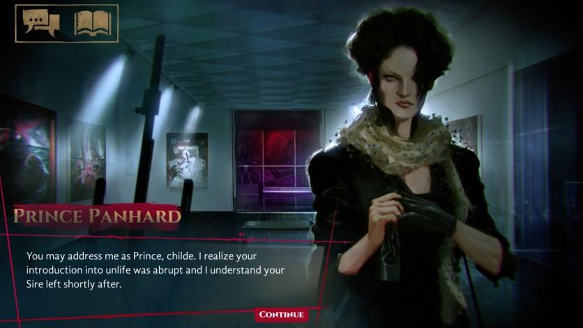 Screenshot 3 - Vampire: The Masquerade - Coteries of New York