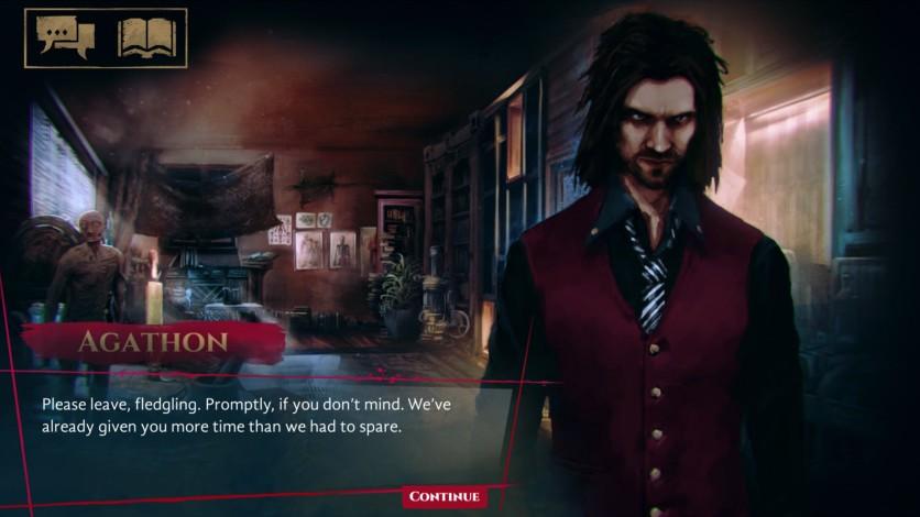 Screenshot 7 - Vampire: The Masquerade - Coteries of New York
