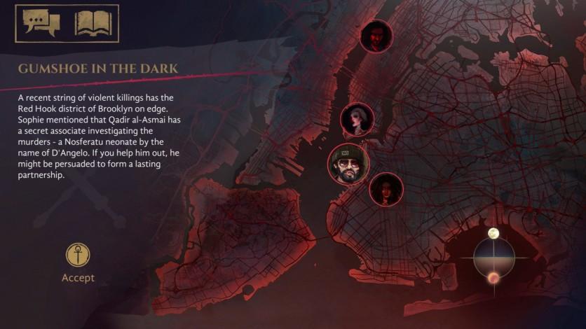 Screenshot 6 - Vampire: The Masquerade - Coteries of New York