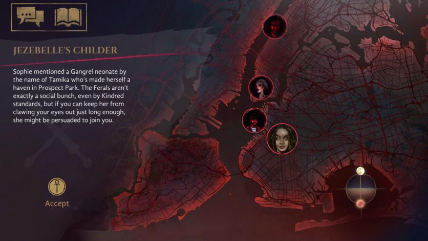 Screenshot 10 - Vampire: The Masquerade - Coteries of New York
