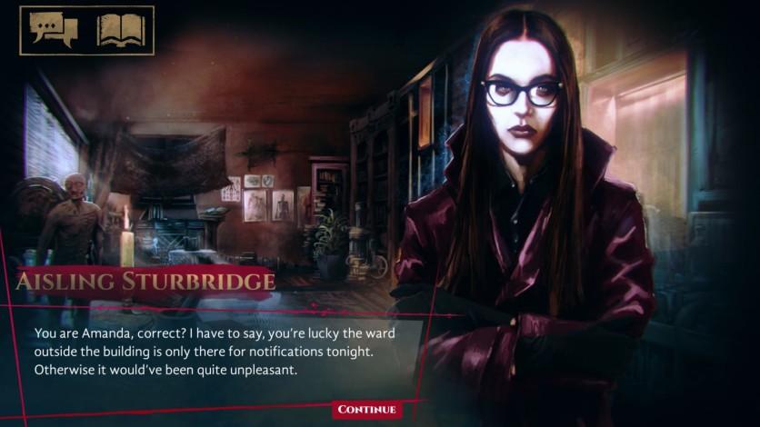 Screenshot 4 - Vampire: The Masquerade - Coteries of New York