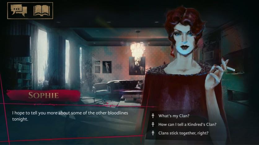 Screenshot 9 - Vampire: The Masquerade - Coteries of New York
