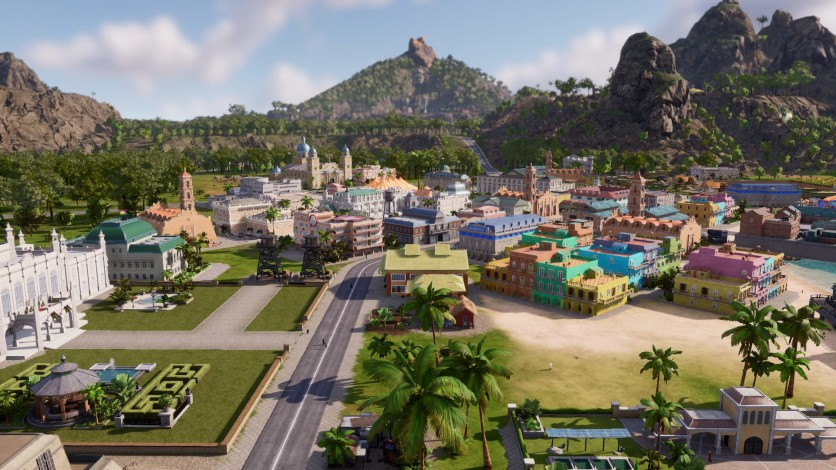 Screenshot 7 - Tropico 6 - The Llama of Wall Street