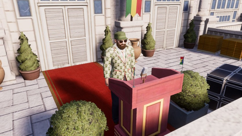 Screenshot 2 - Tropico 6 - The Llama of Wall Street