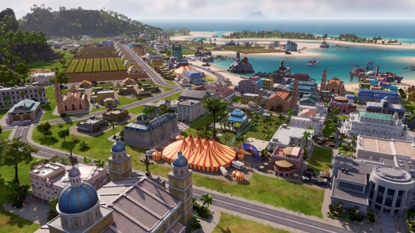 Screenshot 6 - Tropico 6 - The Llama of Wall Street