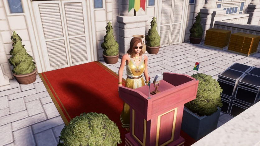 Screenshot 3 - Tropico 6 - The Llama of Wall Street