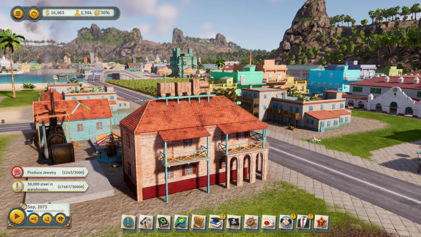 Screenshot 9 - Tropico 6 - The Llama of Wall Street