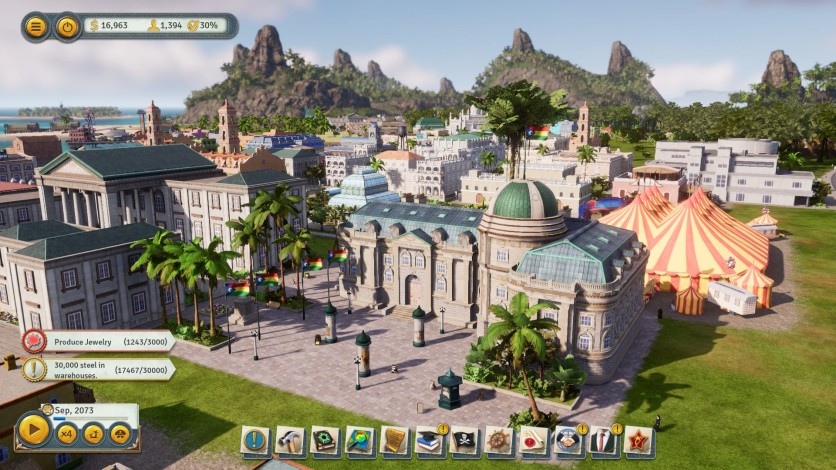 Screenshot 10 - Tropico 6 - The Llama of Wall Street