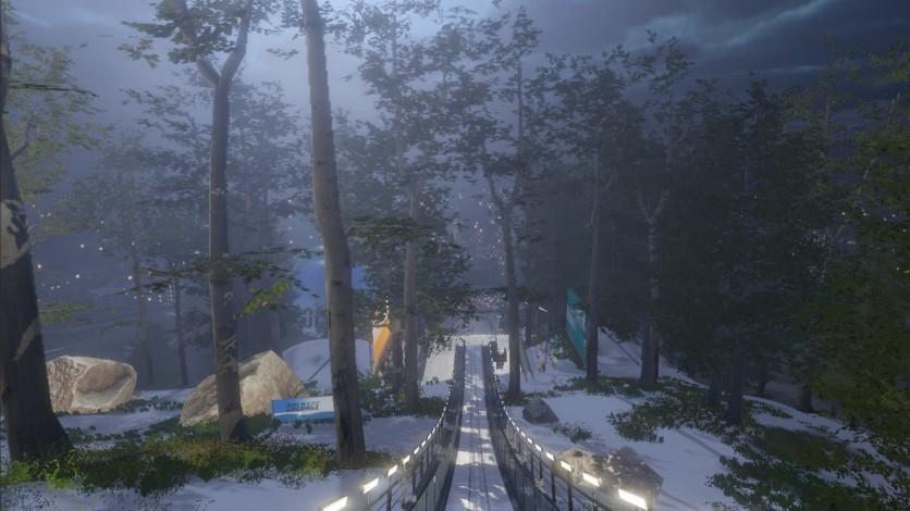 Screenshot 2 - Ski Jumping Pro VR