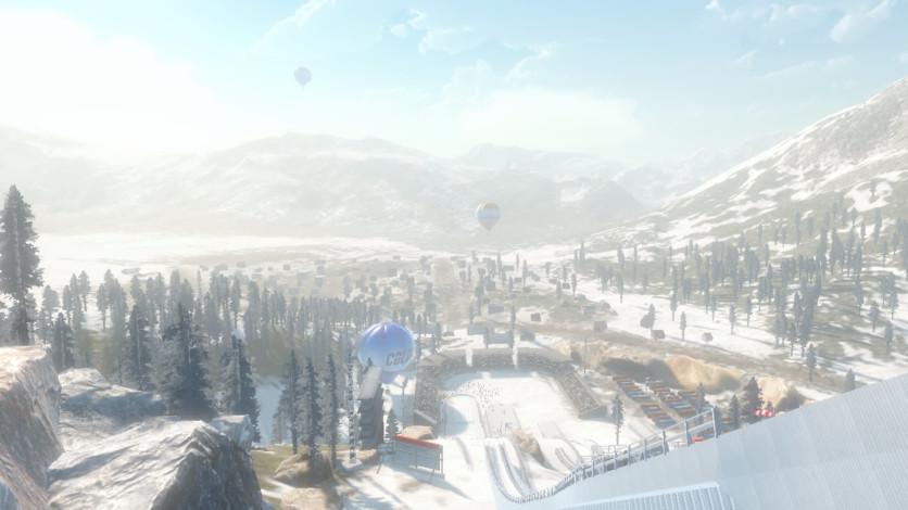 Screenshot 5 - Ski Jumping Pro VR