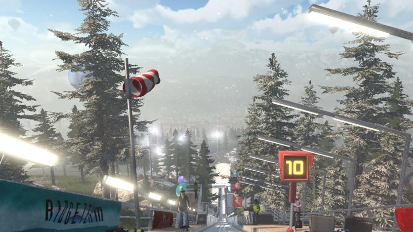 Screenshot 10 - Ski Jumping Pro VR