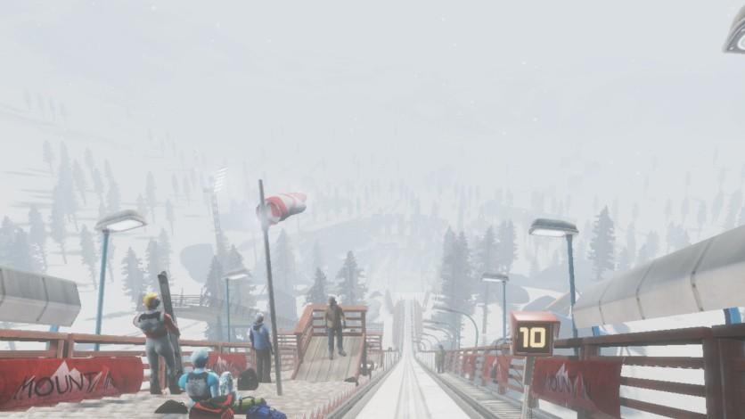 Screenshot 8 - Ski Jumping Pro VR