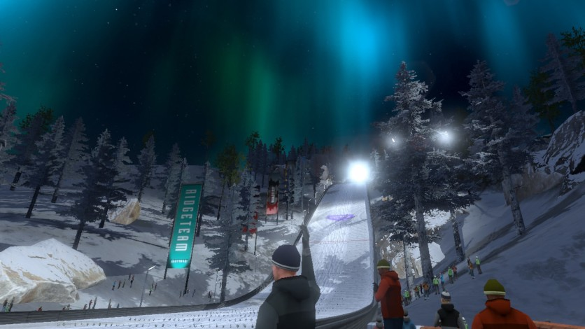 Screenshot 9 - Ski Jumping Pro VR