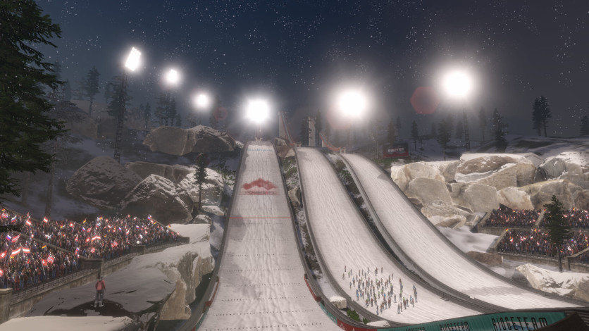 Screenshot 3 - Ski Jumping Pro VR