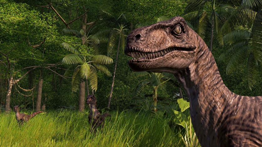 Screenshot 8 - Jurassic World Evolution: Return To Jurassic Park