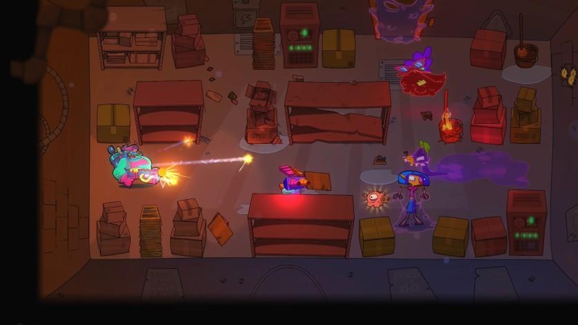 Screenshot 6 - Dead End Job