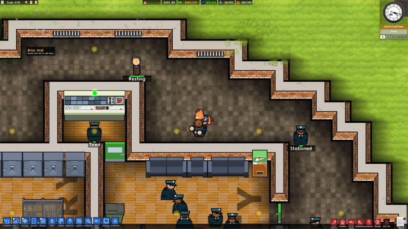 Screenshot 8 - Prison Architect - Psych Ward: Warden's Edition