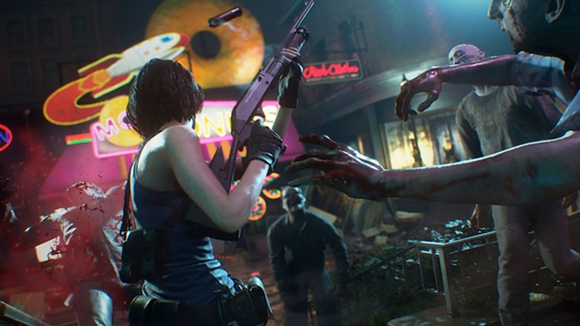 Screenshot 4 - RESIDENT EVIL 3