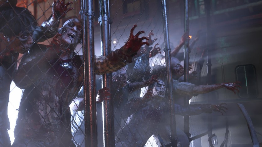 Screenshot 5 - RESIDENT EVIL 3