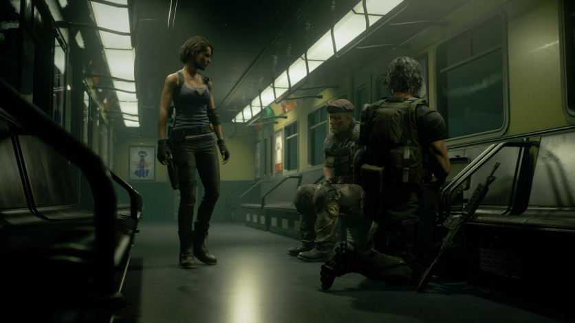 Screenshot 7 - RESIDENT EVIL 3