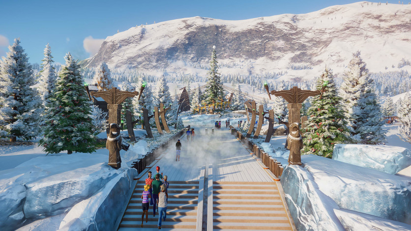 Screenshot 10 - Planet Zoo Arctic Pack