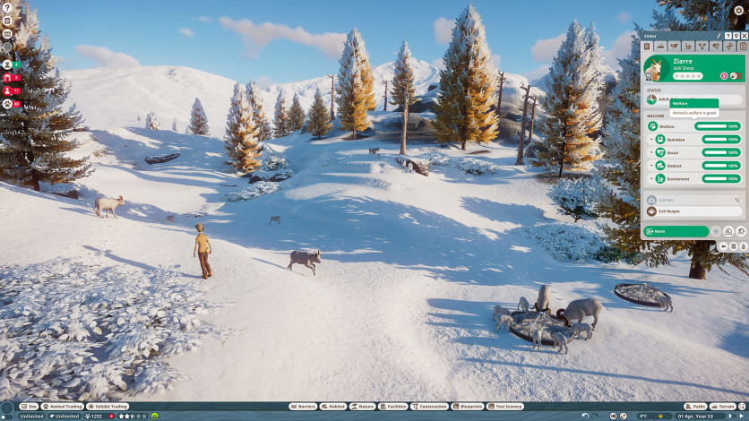 Screenshot 8 - Planet Zoo Arctic Pack