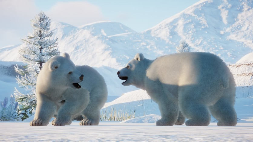 Screenshot 3 - Planet Zoo Arctic Pack