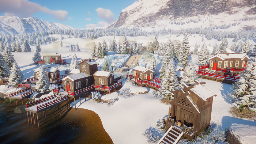 Screenshot 2 - Planet Zoo Arctic Pack