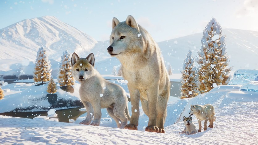 Screenshot 7 - Planet Zoo Arctic Pack