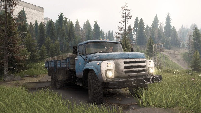 Screenshot 7 - Spintires - Aftermath