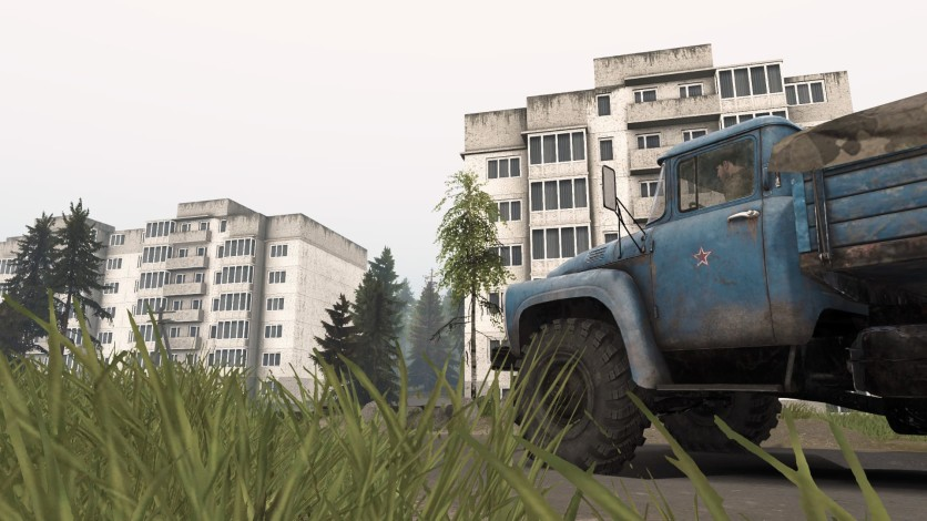 Screenshot 5 - Spintires - Aftermath