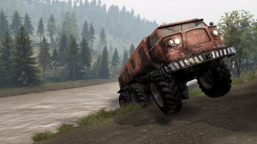 Screenshot 15 - Spintires - Chernobyl Bundle