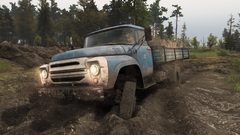 Screenshot 14 - Spintires - Chernobyl Bundle