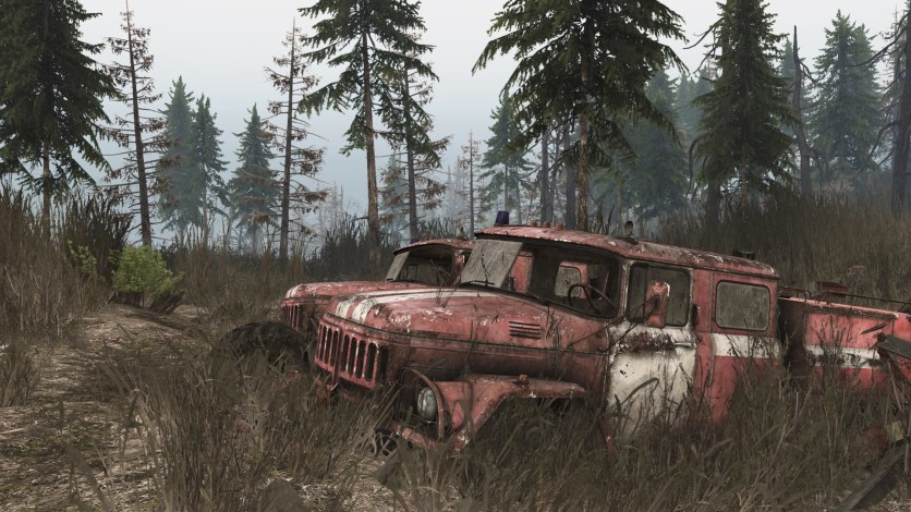 Screenshot 10 - Spintires - Chernobyl Bundle