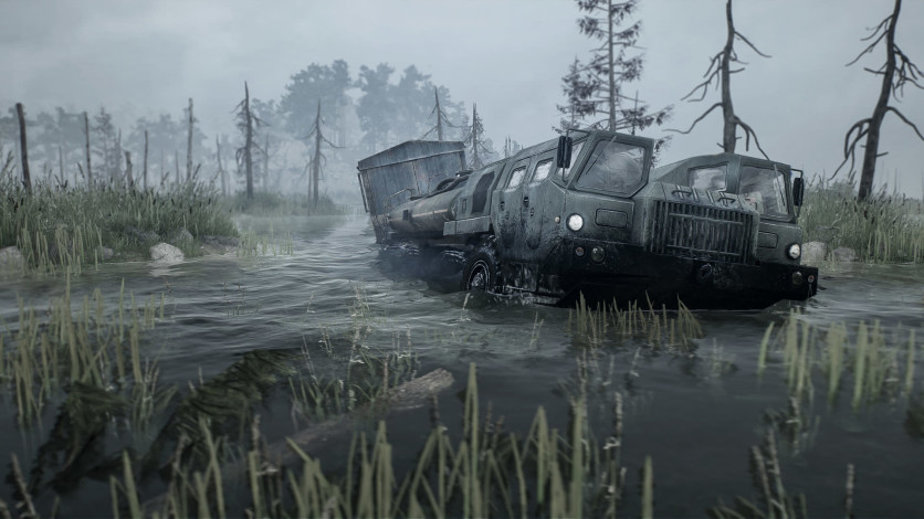 Screenshot 1 - Spintires - Chernobyl Bundle