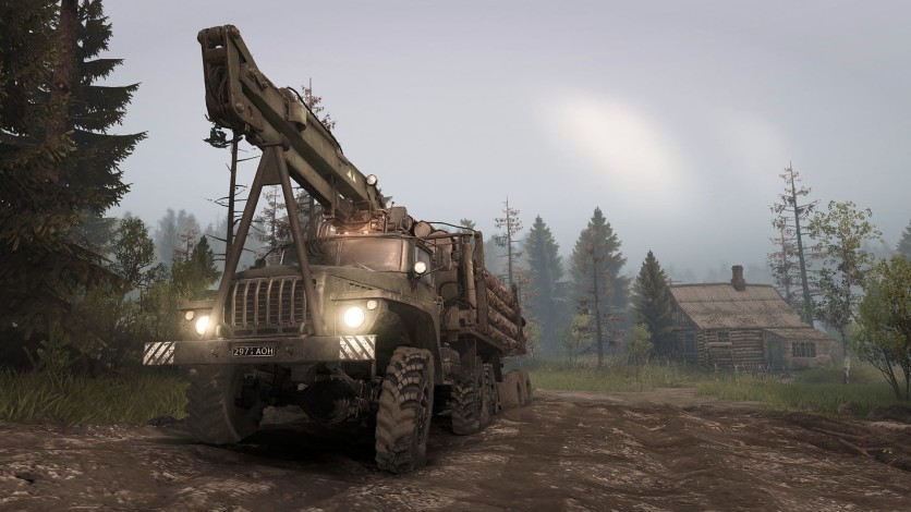 Screenshot 3 - Spintires - Chernobyl Bundle