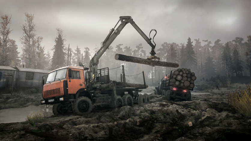 Screenshot 17 - Spintires - Chernobyl Bundle