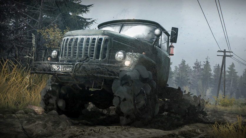 Screenshot 2 - Spintires - Chernobyl Bundle