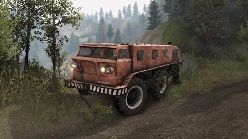 Screenshot 13 - Spintires - Chernobyl Bundle