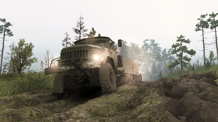 Screenshot 11 - Spintires - Chernobyl Bundle