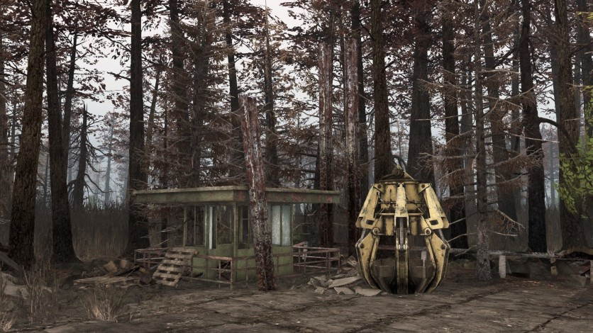 Screenshot 7 - Spintires - Chernobyl Bundle