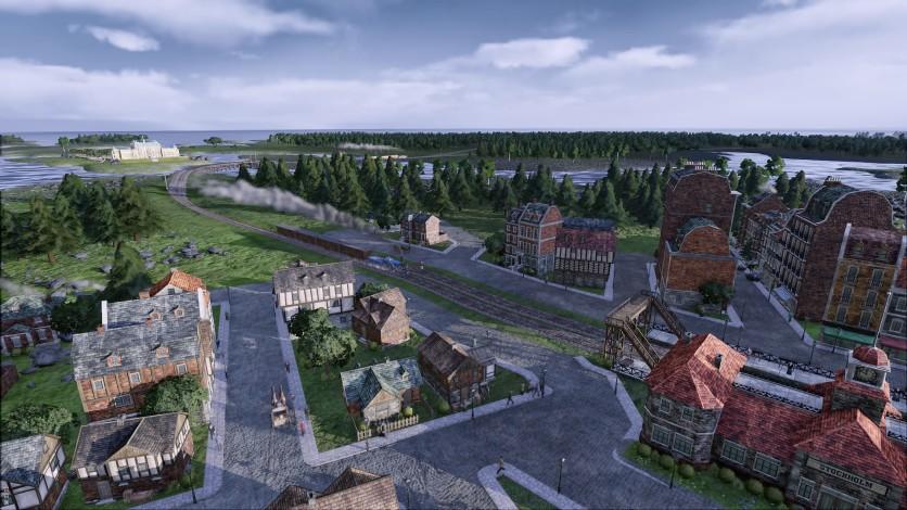 Screenshot 4 - Railway Empire - Northern Europe