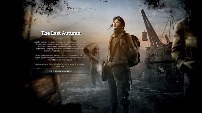Screenshot 3 - Frostpunk: The Last Autumn