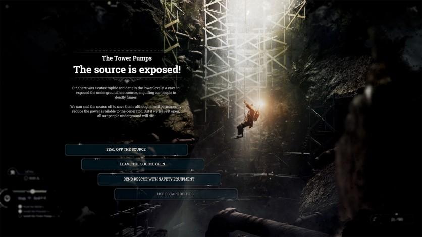 Screenshot 2 - Frostpunk: The Last Autumn